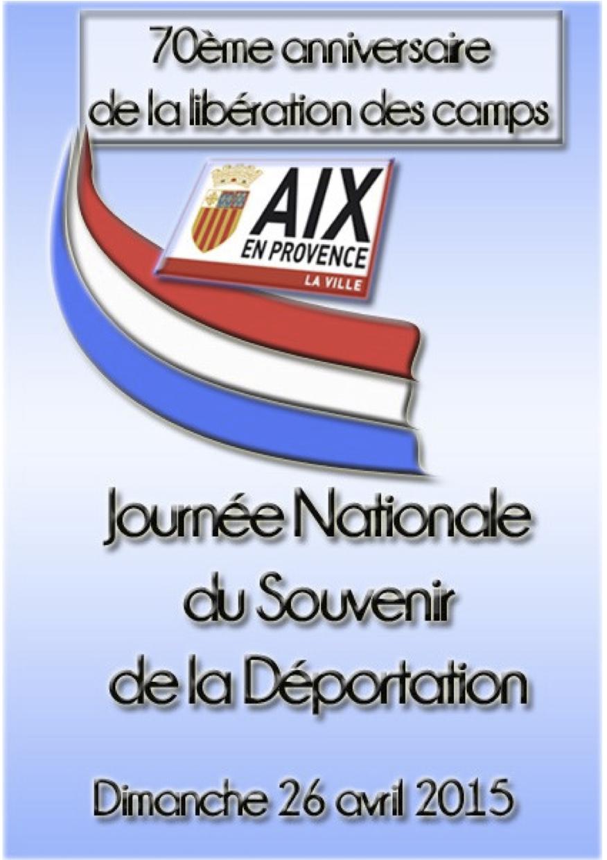Journée Nationale du Souvenir de la Déportation