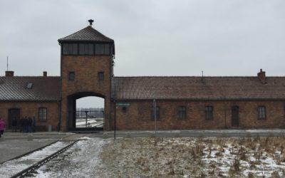 «Voyage de la mémoire à Auschwitz «organisé par l'AFMA Marseille : Une leçon d'Histoire.