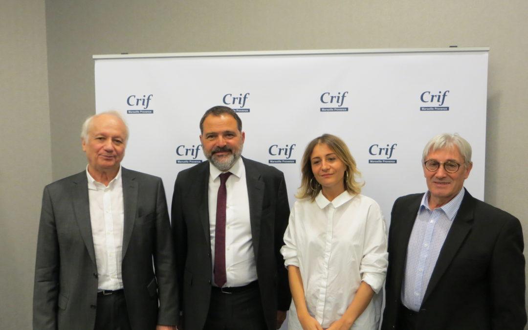 Présidentielle : Jean-Marie Cavada invité du Crif Marseille-Provence