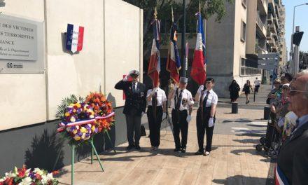 Policiers tués à Magnanville le 13 Juin 2016 : un an après, commémoration à Marseille.