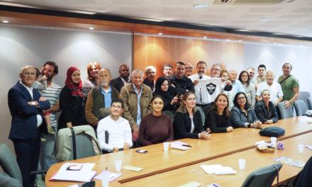 Organisation de la journée « Rencontres interculturelles » du 5 Novembre 2017 à la salle Vallier à Marseille