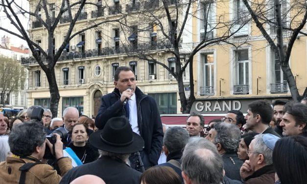 Mireille Knoll : Retour en image sur l'hommage à Marseille du 28 Mars 2018