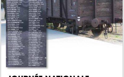 64e Journée nationale du souvenir des victimes et des héros de la déportation à Marseille et Aix-En-Provence le 29 Avril 2018
