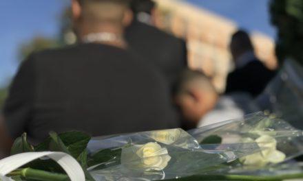 Marseille : Cérémonie du souvenir pour les enfants de la Verdiere à La Rose