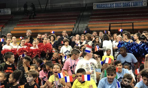 3e Succès consécutif pour la journée «Marseillais unis dans l'Amitié» !