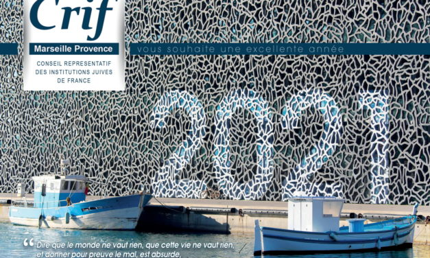 Belle et heureuse année 2021!