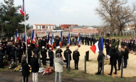 Journée Internationale de Commémoration en Mémoire des victimes de la de la Shoah au Camp des Milles