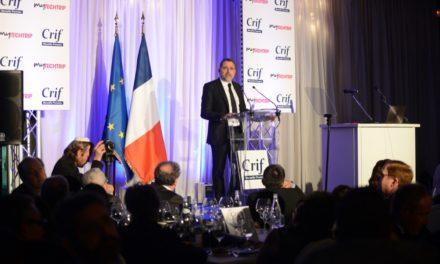 Dîner annuel du CRIF Marseille-Provence
