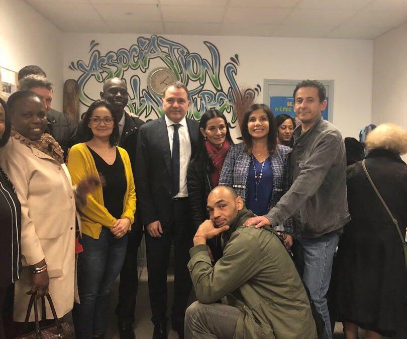 Débat sur le «Mieux vivre ensemble» à Marseille avec l'association Issue : Un pas de plus vers le dialogue
