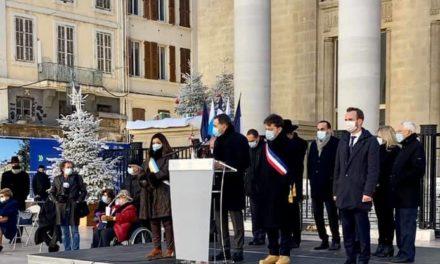 CÉRÉMONIE DES RAFLES DU VIEUX-PORT ET DE L'OPÉRA