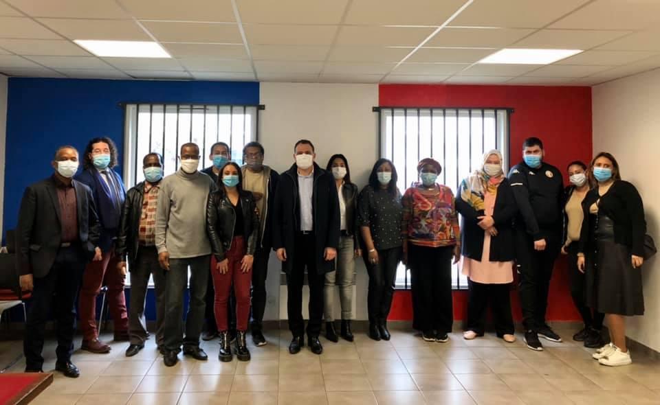 Marseillais Unis dans l'amitié 2021 – première réunion de l'année