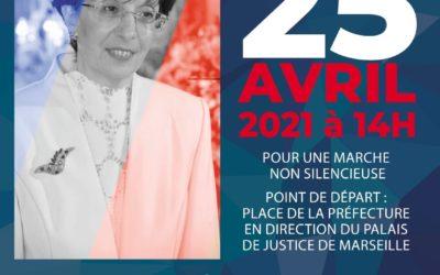 Liste des rassemblements pour Sarah Halimi ce dimanche en France